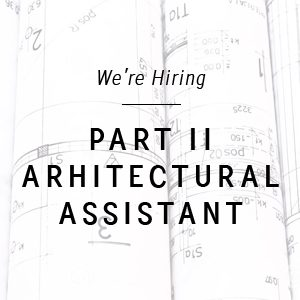 Part II Architectural Assistant