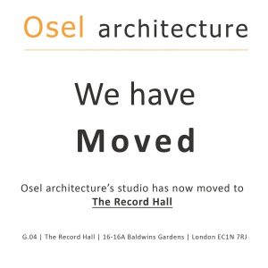 We have moved to a new studio!